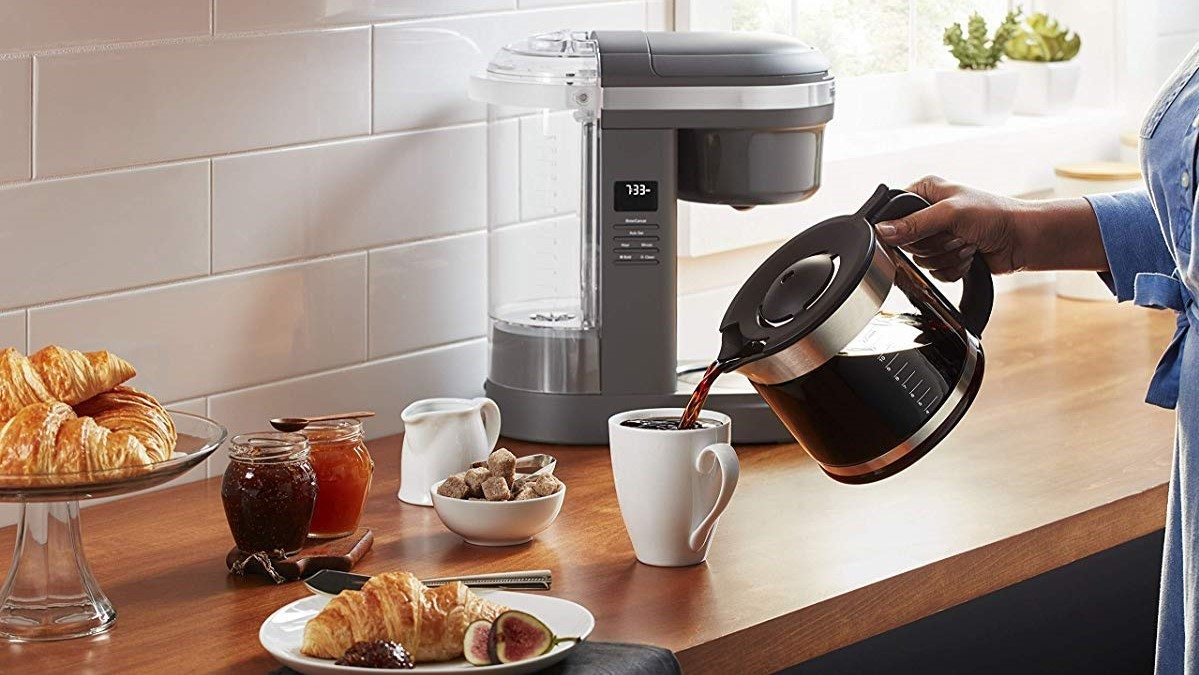 Best KitchenAid Coffee Makers