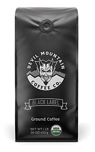 Devil Mountain Coffee Co Black Label Coffee