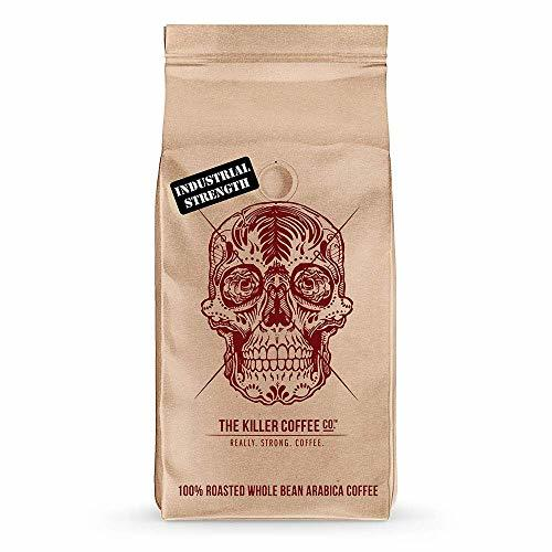 Killer Coffee Beans 16 Oz - Really Strong Coffee