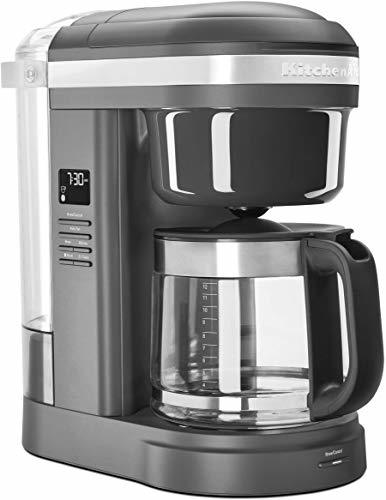 KitchenAid KCM1208DG Spiral Showerhead 12 Cup Drip Coffee Maker