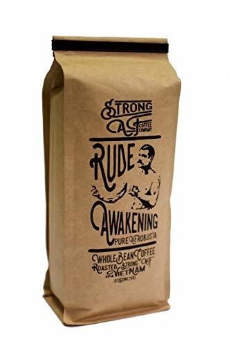 Strong AF Coffee Rude Awakening Blend