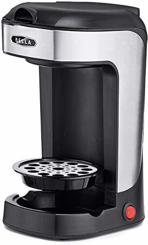 BELLA 14436 One Scoop One Cup Coffee Maker