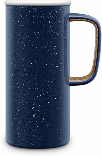 Ello Campy Vacuum Insulated Leak Proof Mug