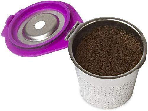 Perfect Pod ECO-Flow Stainless Steel Reusable Coffee Pod
