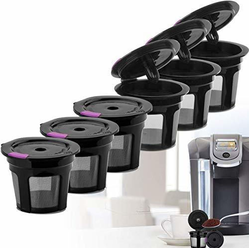 Reusable K CUP Coffee Filter—6 Pack