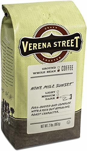 Verena Street - Nine Miles Sunset, 2 Pound Whole Bean Coffee