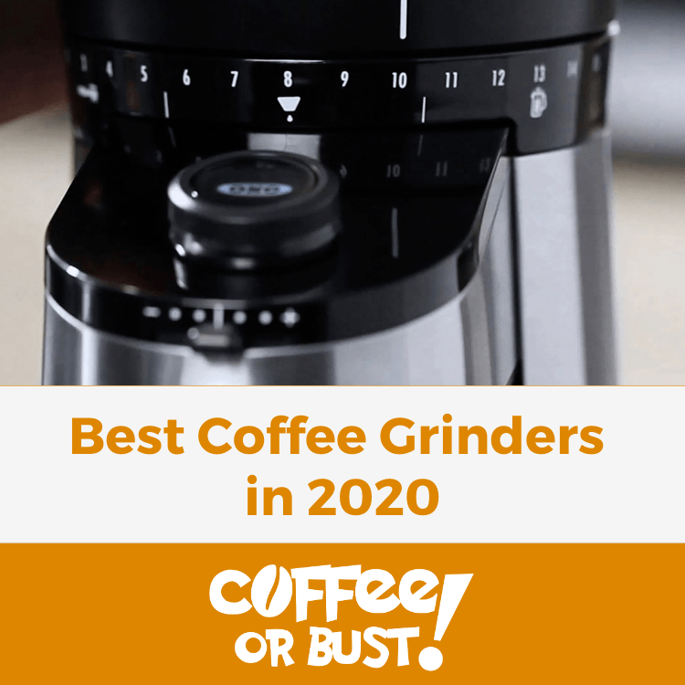 Best Coffee Grinders in 2020