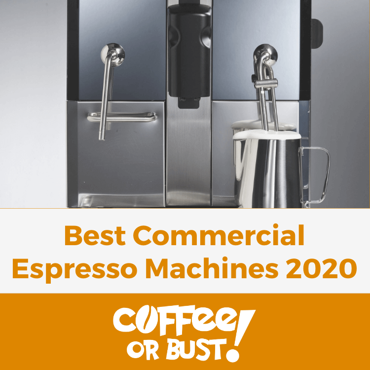 Best Commercial Espresso Machines in 2020