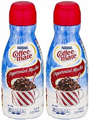Nestle Coffee-mate Coffee Creamer, Peppermint Mocha