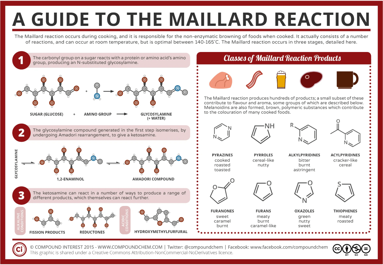 A Guide To The Maillard Reaction