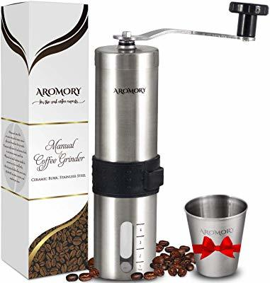 Aromory Manual Coffee Bean Grinder