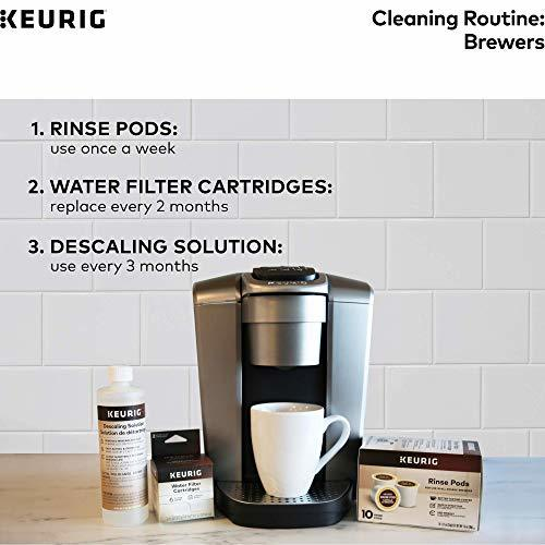 Cleaning Routine Brewers Keurig