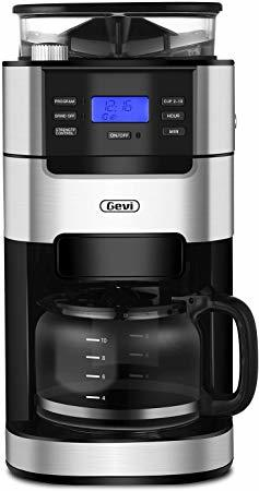 Gevi Grind and Brew Coffee Maker
