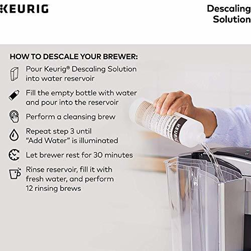 How to Descale Your Keurig Brewer