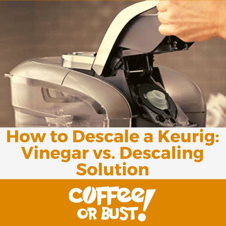 How to Descale a Keurig_ Vinegar vs. Descaling Solution