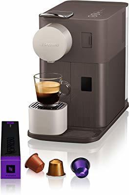 Nespresso by De'Longhi EN500BW Lattissima One