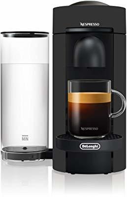 Nespresso by De'Longhi ENV150BMAE VertuoPlus Coffee and Espresso Machine Bundle