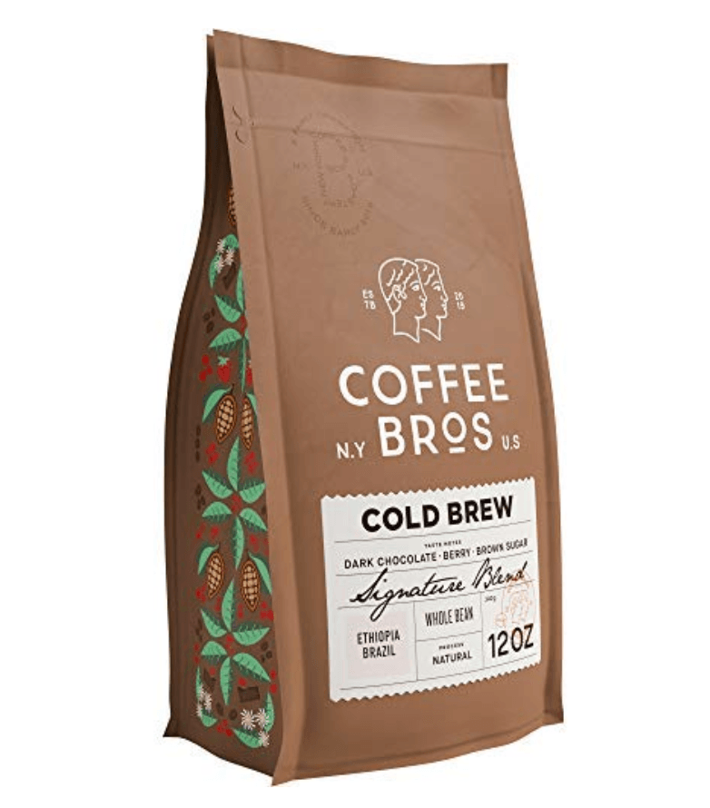 Coffee Bros Cold Brew Blend Whole Bean
