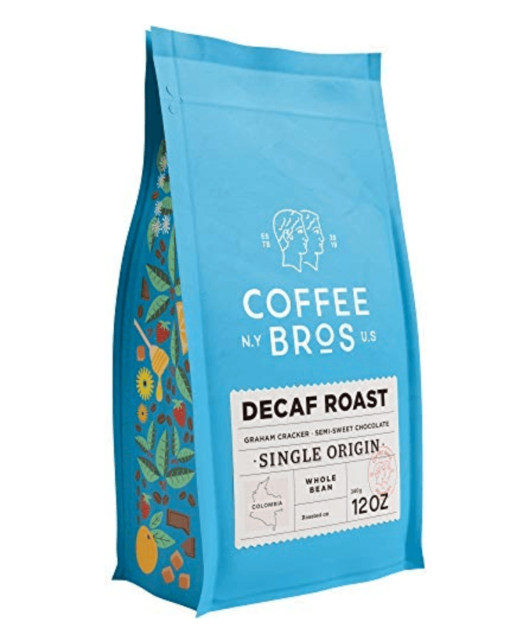 Coffee Bros Colombian Decaf Whole Bean