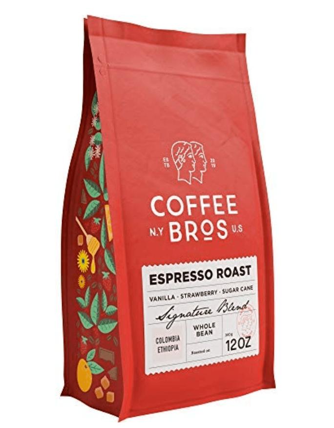 Coffee Bros Espresso Roast Whole Bean