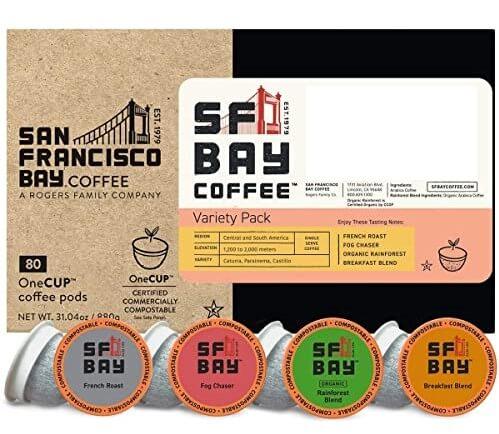 SF Bay Coffee Variety Pack