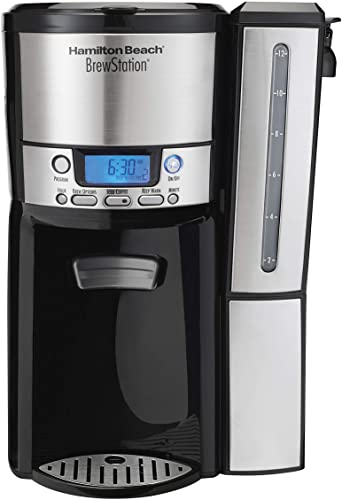 Hamilton Beach BrewStation 12-Cup Coffee Maker (47950)